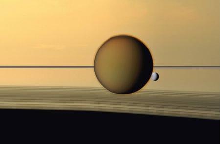 19 Aller chercher la vie sur Titan?