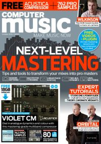 September 30, 2018 issue of Computer Music