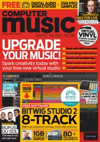 December 31, 2018 issue of Computer Music