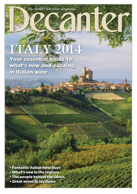 Decanter Italy