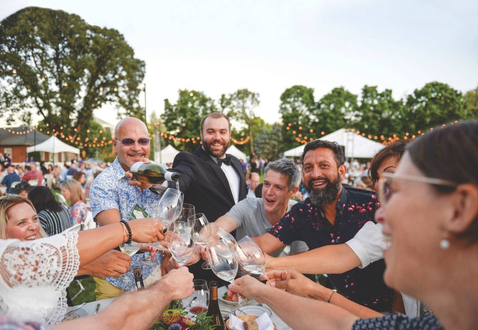 THE WORLD'S BEST WINE FESTIVALS