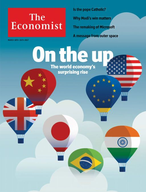 The Economist Continental Europe Edition