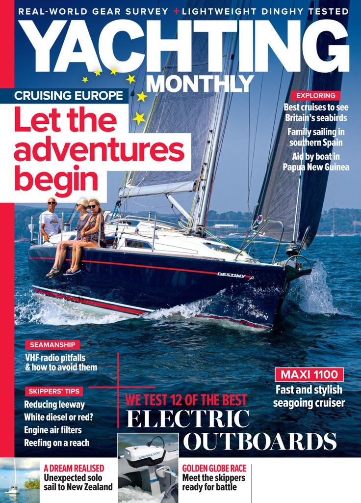 IPC_Yachting Monthly - Subscription