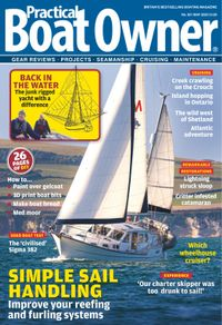 May 01, 2020 issue of Practical Boat Owner