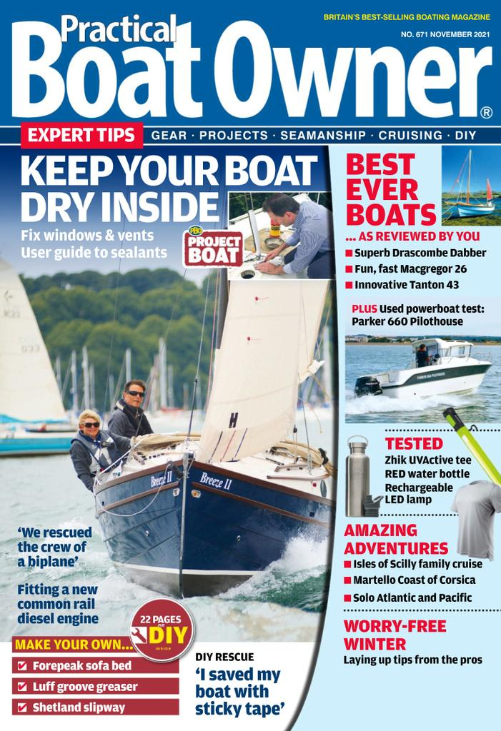 IPC_Practical Boat Owner - Subscription