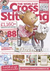 March 06, 2019 issue of The World of Cross Stitching
