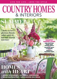 July 01, 2020 issue of Country Homes & Interiors