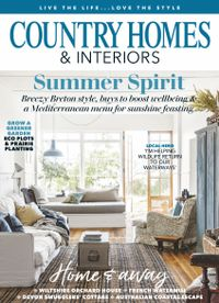 August 01, 2020 issue of Country Homes & Interiors