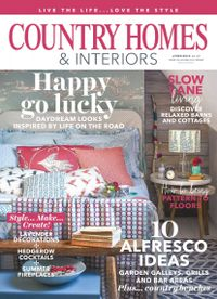 June 01, 2018 issue of Country Homes & Interiors