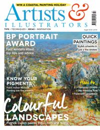 August 01, 2019 issue of Artists & Illustrators