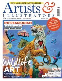 May 01, 2020 issue of Artists & Illustrators