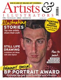 July 01, 2020 issue of Artists & Illustrators