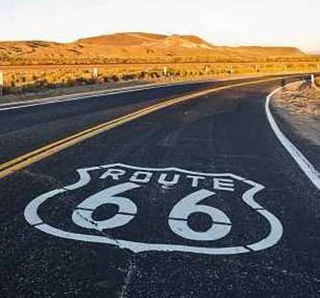 Inauguration of Route 66