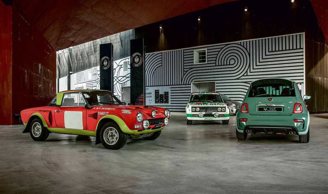 70 years of Abarth celebrated