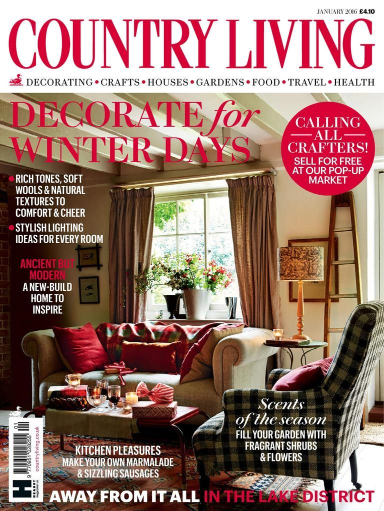 Charmant Country Living UK