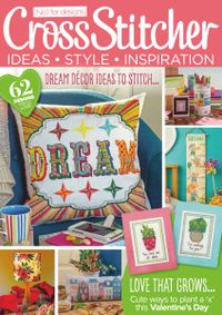 January 31, 2019 issue of CrossStitcher