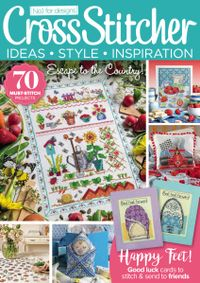 May 31, 2019 issue of CrossStitcher