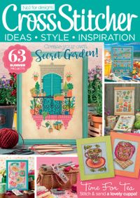 May 04, 2020 issue of CrossStitcher
