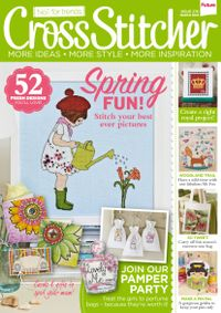 March 01, 2014 issue of CrossStitcher