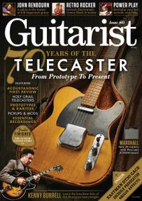 April 30, 2019 issue of Guitarist