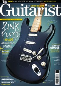 February 01, 2015 issue of Guitarist