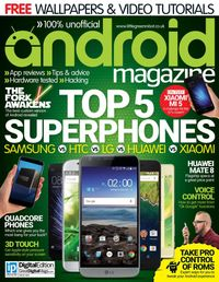 June 01, 2016 issue of Android Magazine