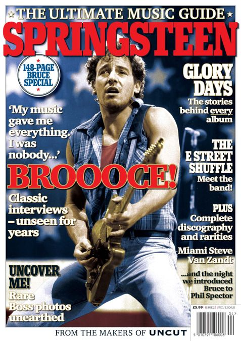 Uncut Ultimate Music Guide: Springsteen