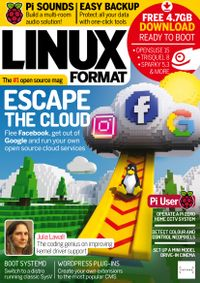July 31, 2018 issue of Linux Format