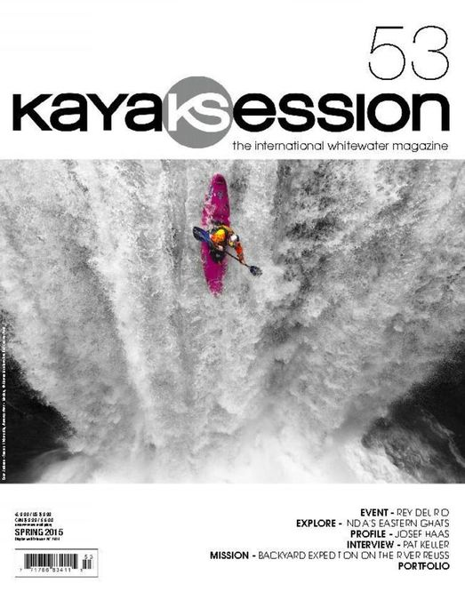 Kayak Session Magazine