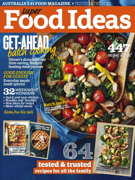March 2016 back issue of super food ideas zinio super food ideas forumfinder Images