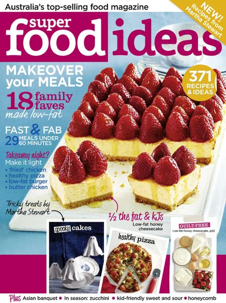 Oct 12 back issue of super food ideas zinio super food ideas forumfinder Images