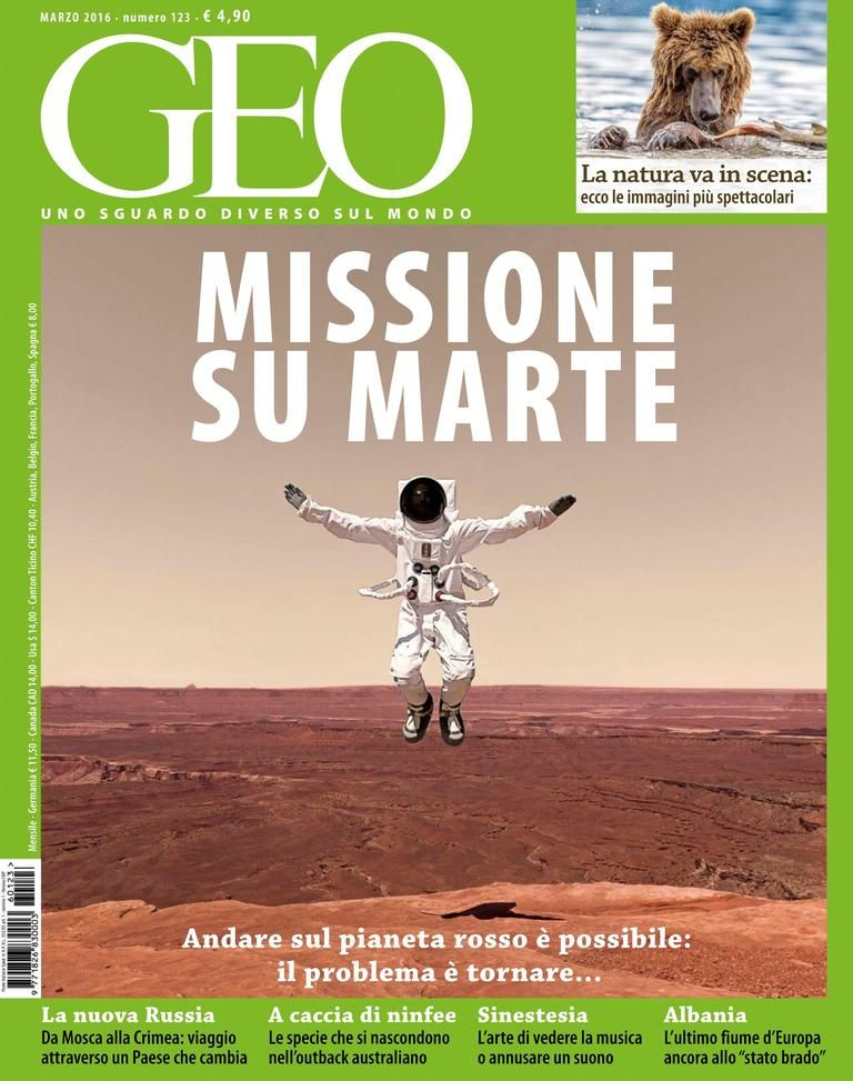 Geo Italia - Subscription