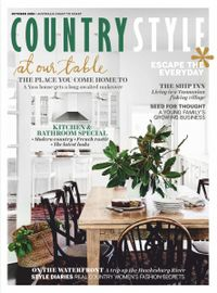 September 30, 2019 issue of Country Style