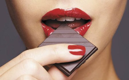 The good news about CHOCOLATE