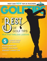 January 01, 2019 issue of Golf Tips