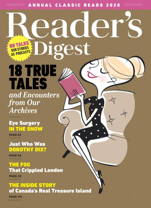 Readers Digest Australia