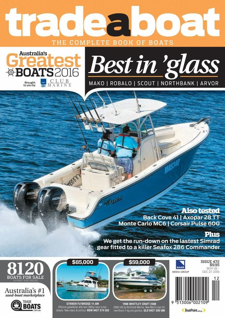Buy Issue 472 - Trade-A-Boat