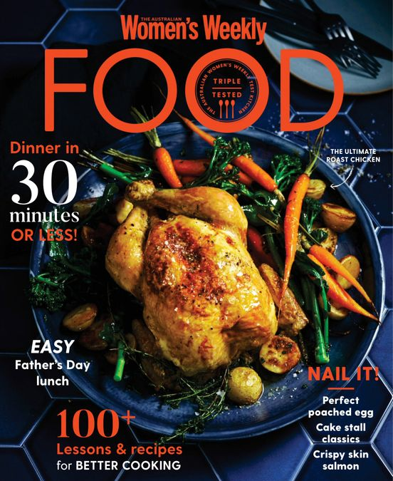 The Australian Women's Weekly Food