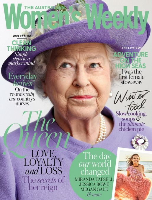 The Australian Women's Weekly
