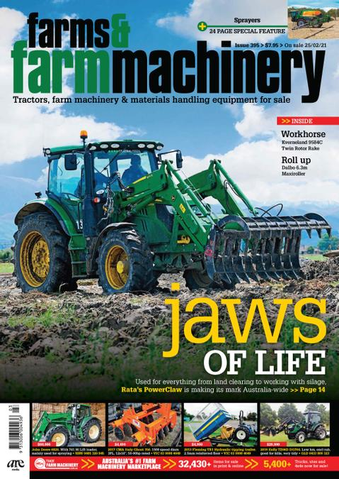 Farms and Farm Machinery
