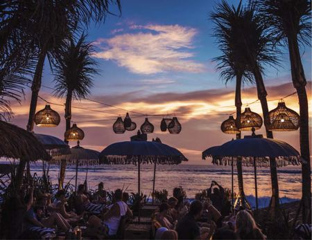 THE 14 COOLEST PLACES TO WINE AND DINE IN BALI