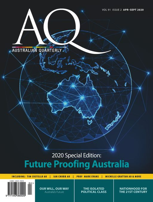 AQ: Australian Quarterly
