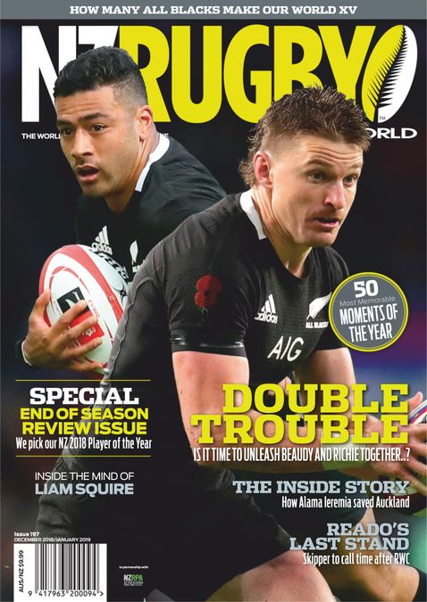NZ Rugby World
