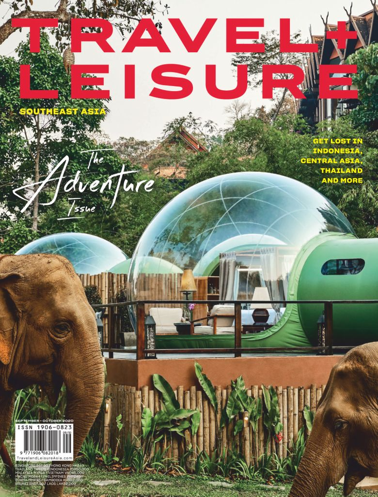 Travel + Leisure Southeast Asia - Subscription Subscriptions