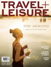 February 01, 2015 issue of Travel + Leisure Southeast Asia