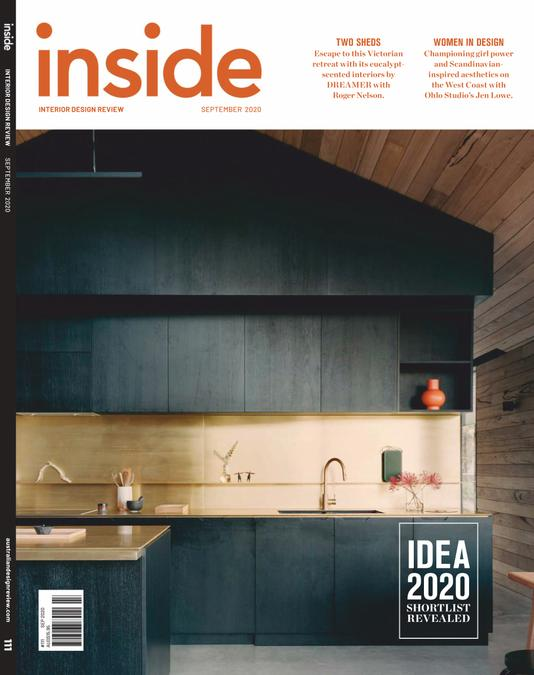 (inside) interior design review