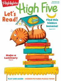 November 01, 2020 issue of High Five