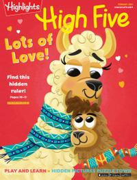 February 01, 2021 issue of High Five