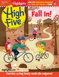 October 31, 2018 issue of High Five