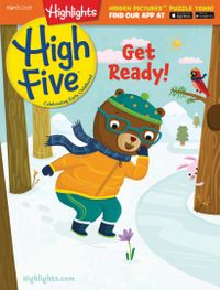 February 28, 2019 issue of High Five